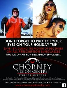 Chorney WB Ad